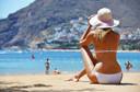 Bronzeamento natural ou solar da pele
